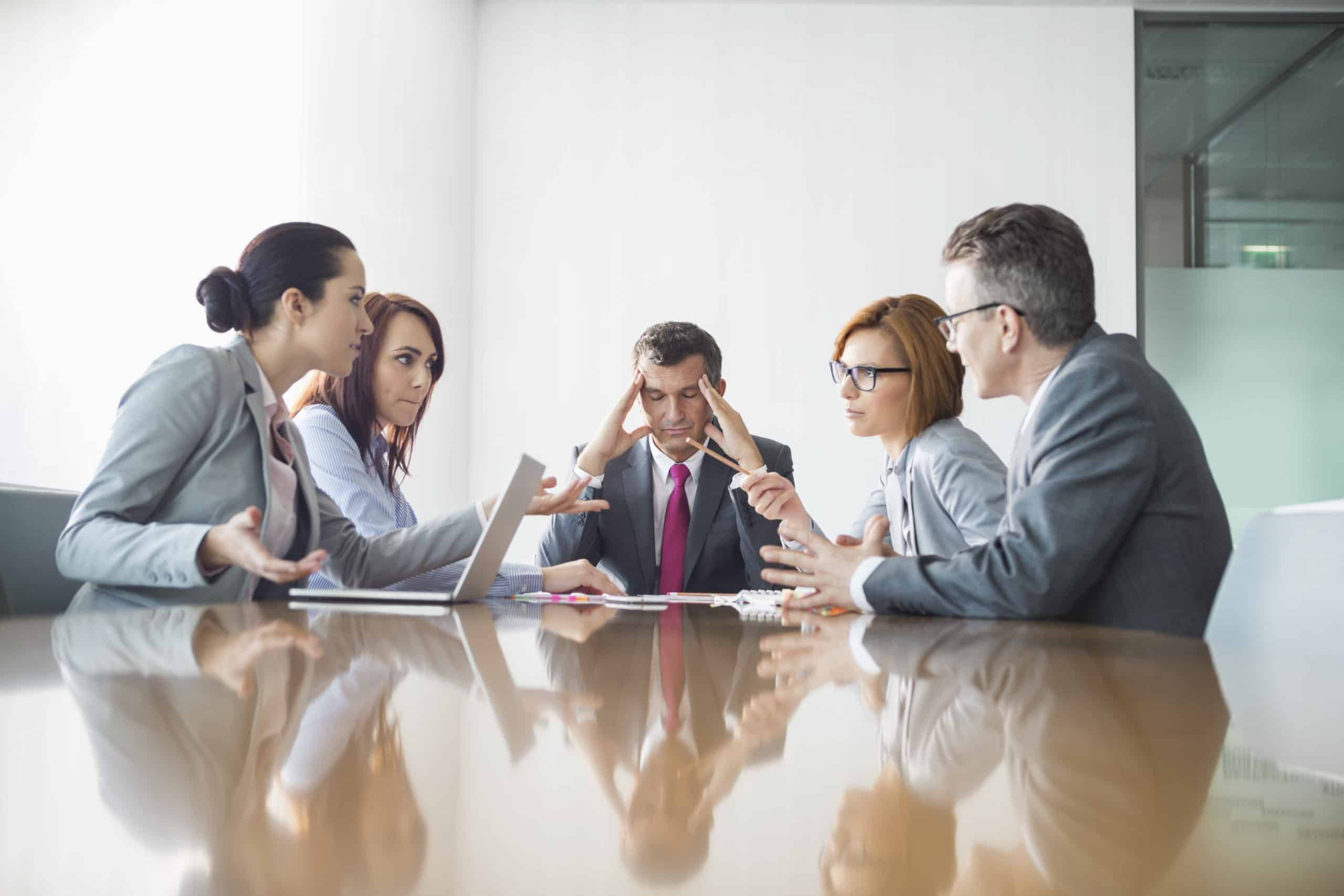 Techniques for Conflict Resolution